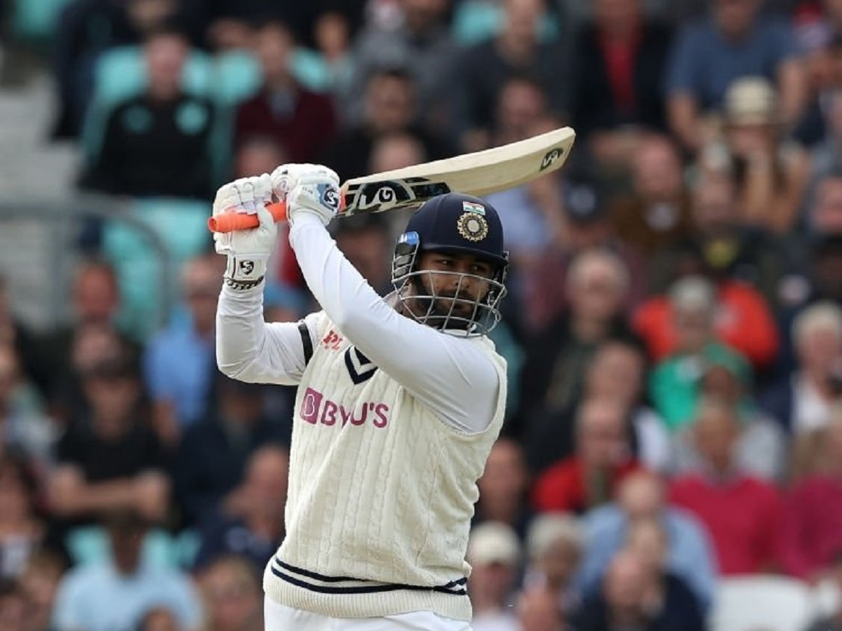 Cricket Image for Pant's 'Sensible' Knock Impresses Nasser Hussain, Says The WK-Batter Is Capable Of