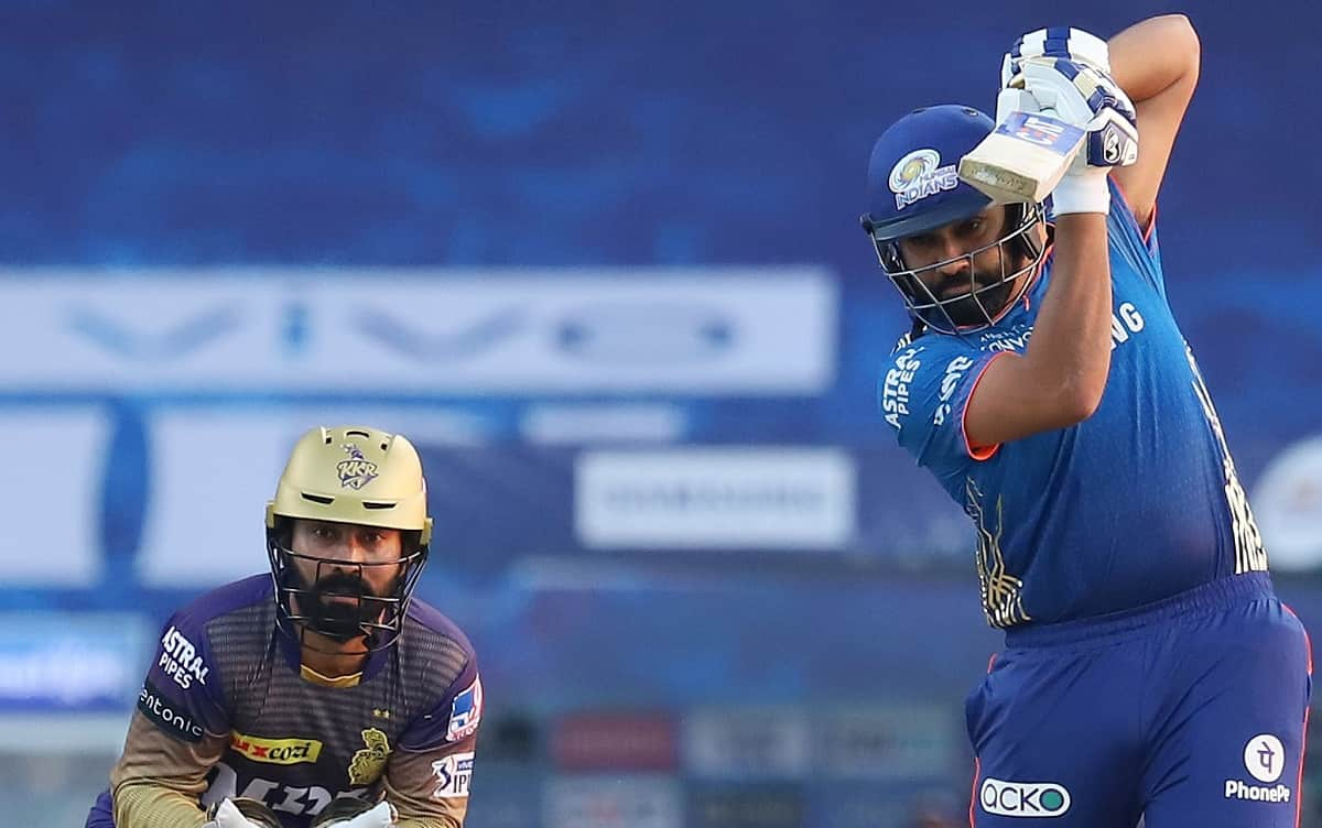 IPL 2021: Rohit Sharma Becomes First Player To Score 1000 Runs Against Single Opposition