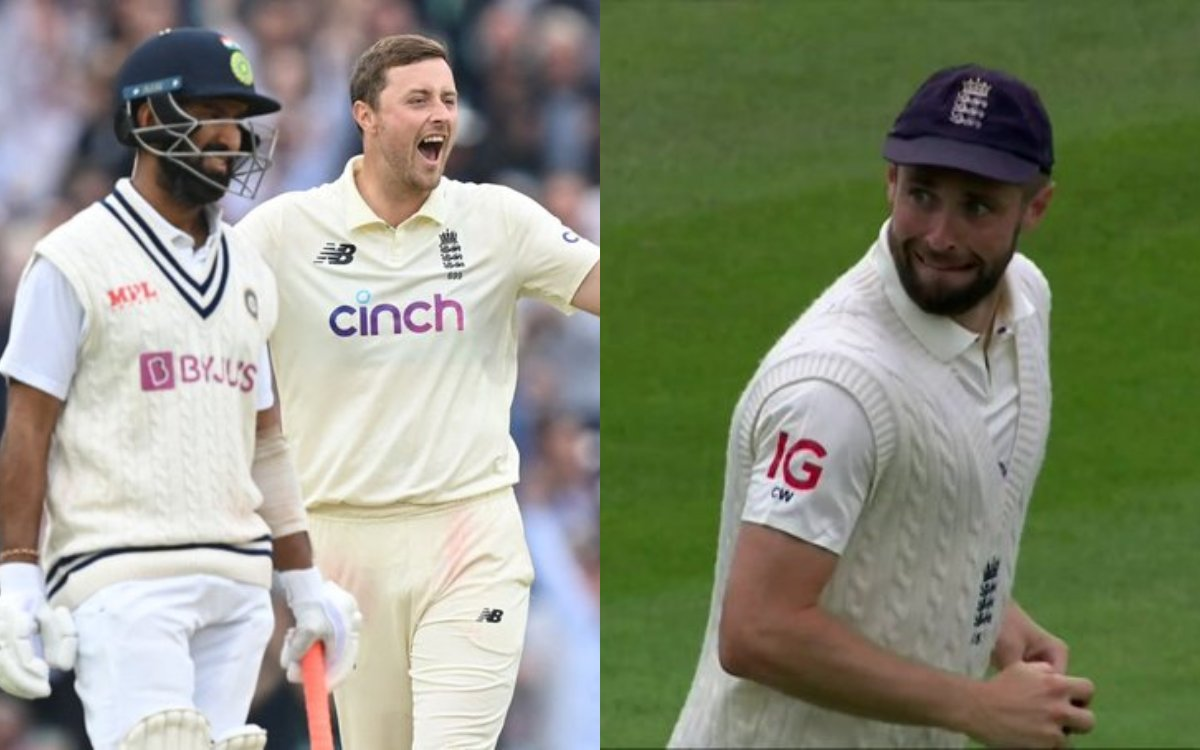Cricket Image for VIDEO : 'बॉलर ने नहीं, खुद आउट हुए रोहित शर्मा', विकेट गंवाने के बाद खुद भी नहीं ह