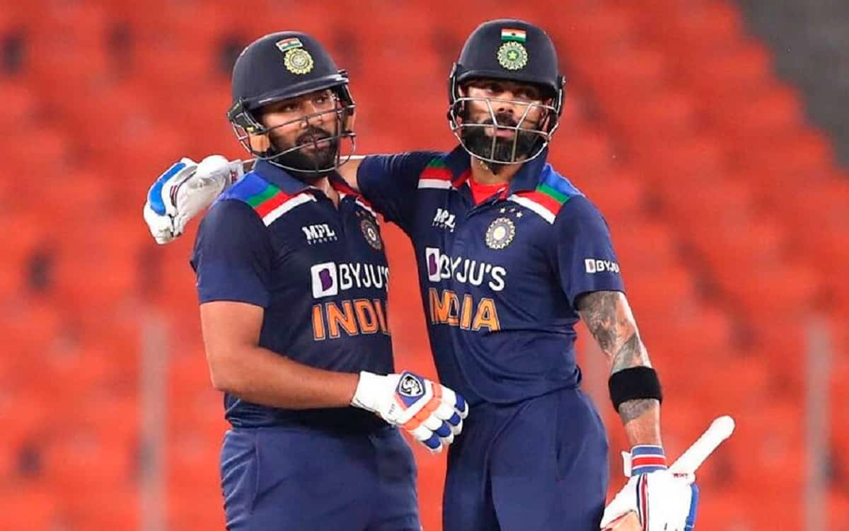 Cricket Image for Rohit Sharma Obvious Choice After Virat Kohli Relinquishes Captaincy