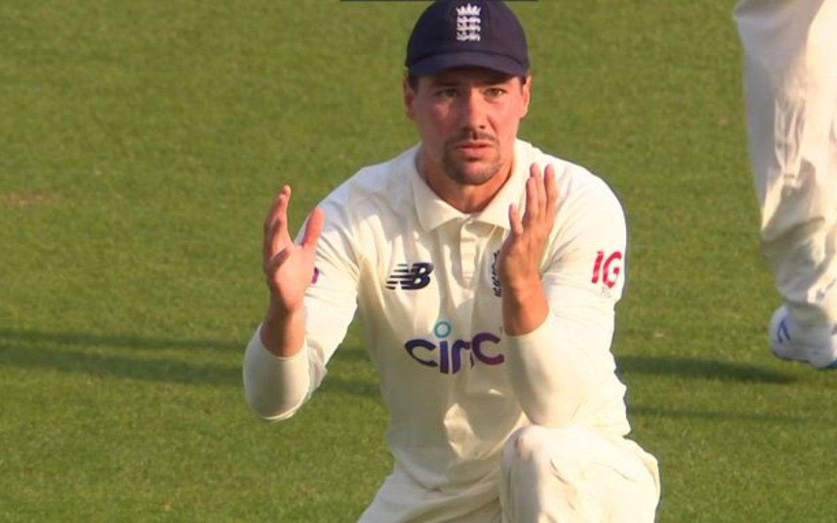 Cricket Image for ENG vs IND : रोरी बर्न्स ने कर दिया बड़ा गुनाह, हिटमैन का कैच छोड़ना पड़ सकता है भ