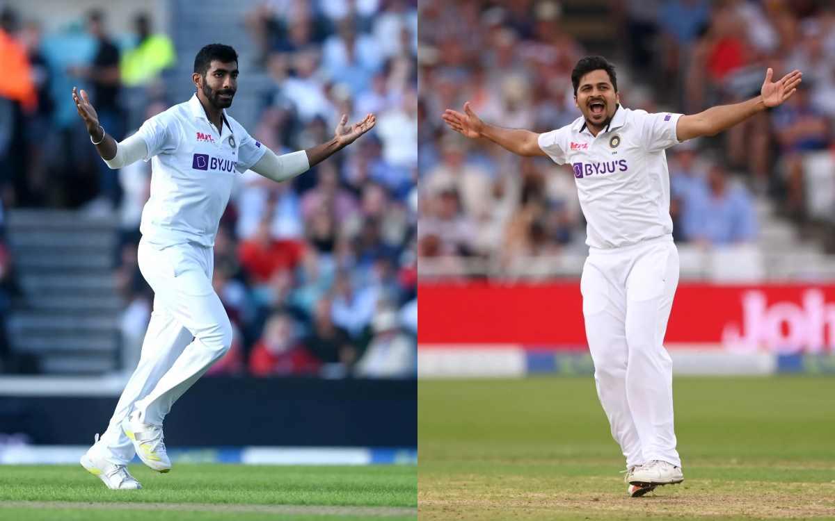 Cricket Image for ICC की ताजा टेस्ट रैंकिंग में ठाकुर और बुमराह को हुआ फायदा, देखें अपडेट