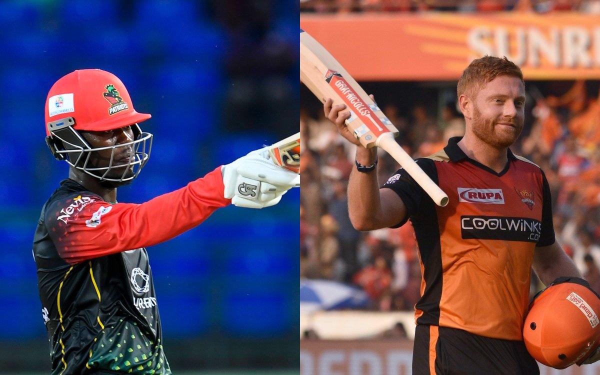 Cricket Image for IPL 2021 : बेयरस्टो के इनकार के बाद, हैदराबाद ने शामिल किया धाकड़ कैरेबियाई खिलाड़