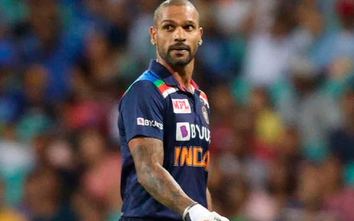 Cricket Image for T-20 World Cup: 'शिखर धवन को भी टीम में रखा जा सकता था', पूर्व चयनकर्ता ने बताई वज