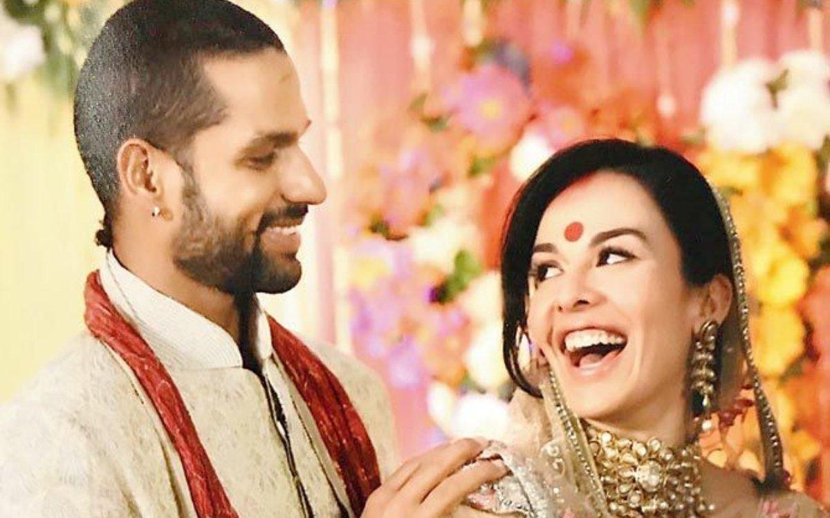 Cricket Image for शिखर धवन का हुआ तलाक, पत्नी आयशा से 9 साल बाद तोड़ा नाता