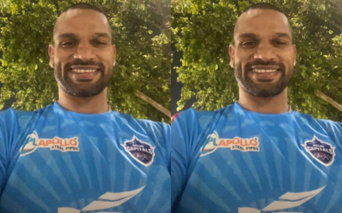 Cricket Image for Shikhar Dhawan Reaction After His Divorce And Out Of T20 World Cup 2021