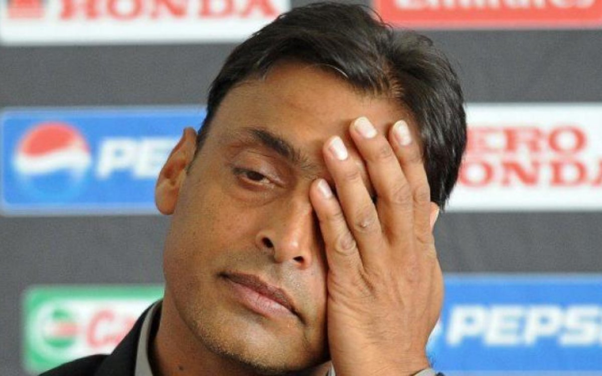Cricket Image for VIDEO : 'वो सिर्फ एक 'Puppet' है', पाकिस्तान की वर्ल्ड कप टीम पर भड़के शोएब अख्तर