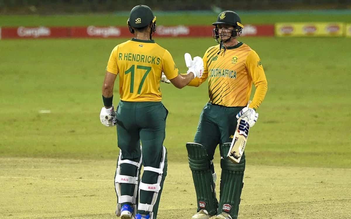 Cricket Image for SL vs SA: South Africa Demolish Sri Lanka To Sweep T20 Series