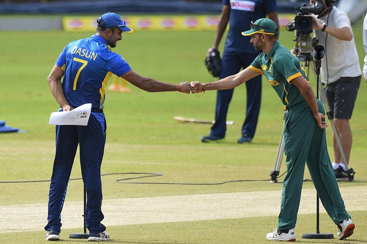 Cricket Image for South Africa Look To Clean Sweep As They Take On Sri Lanka In 3rd T20I