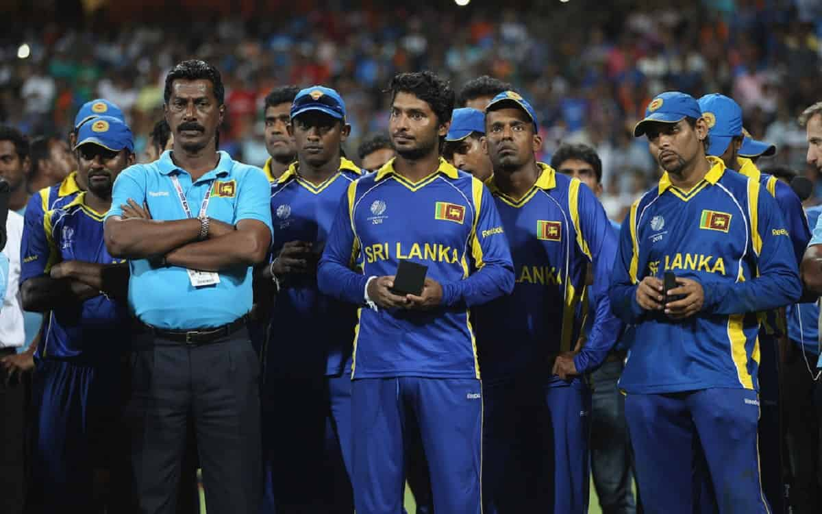 Cricket Image for Sri Lanka Dismisses Ex-Minister's Match-Fixing Charge In SL vs India 2011 WC Final