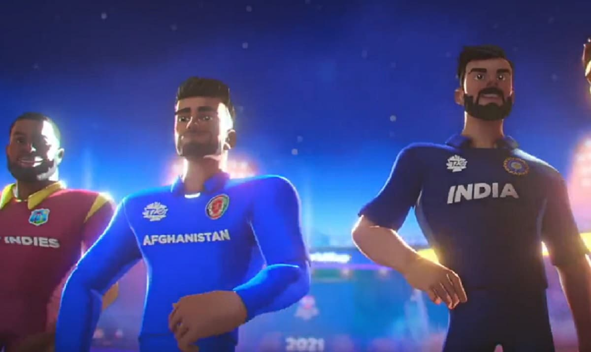 Cricket Image for T20 World Cup anthem Launched By ICC, Campaign Film Stars Kohli, Pollard