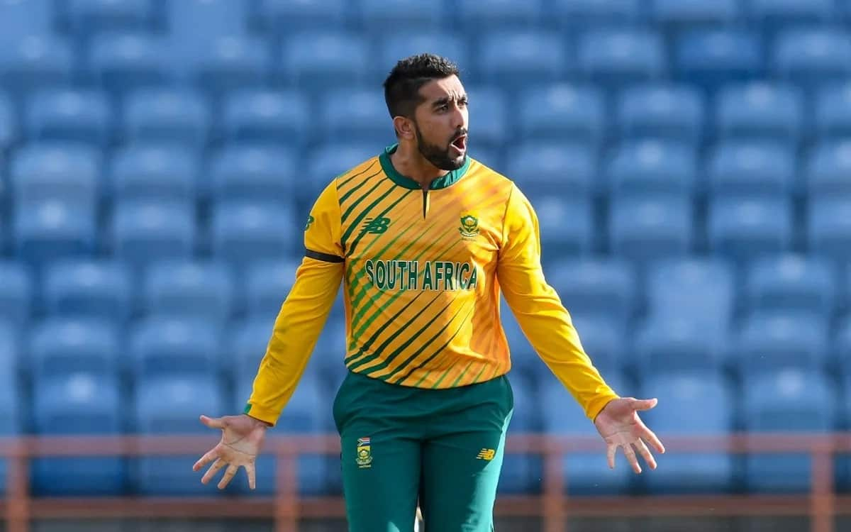 Cricket Image for T-20 World Cup: बड़े नामों के बगैर भी साउथ अफ्रीका टीम बहुत अच्छी, तबरेज शम्सी ने