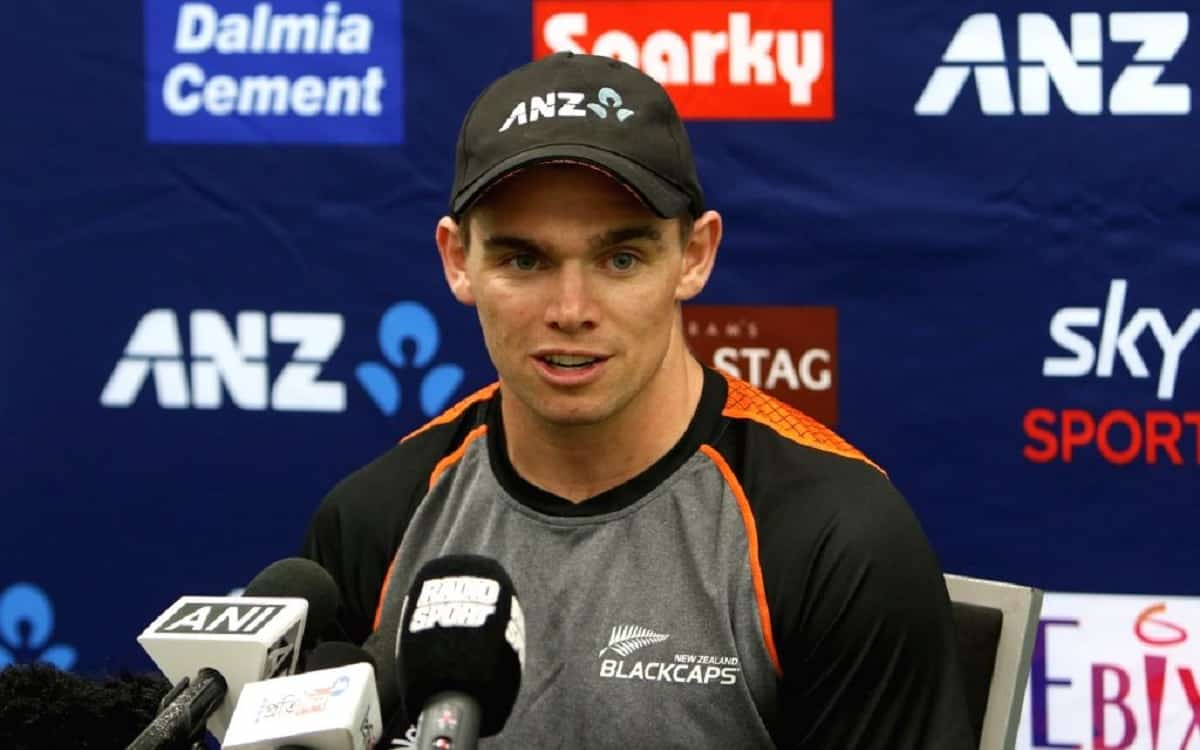 Tom Latham thanks pakistani officials for security after reaching auckland with new zealand cricket team