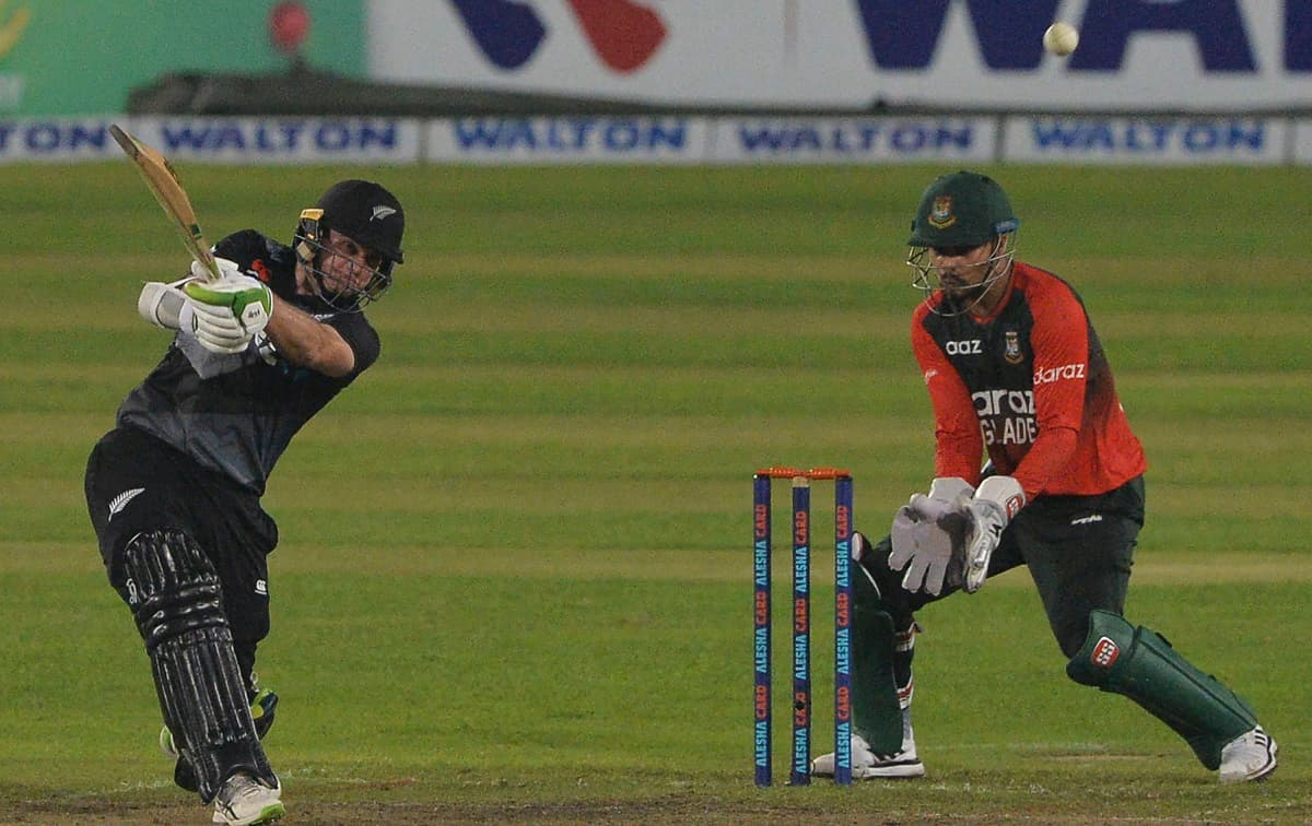 Bangladesh beat New Zealand by 4 runs in the second T20I