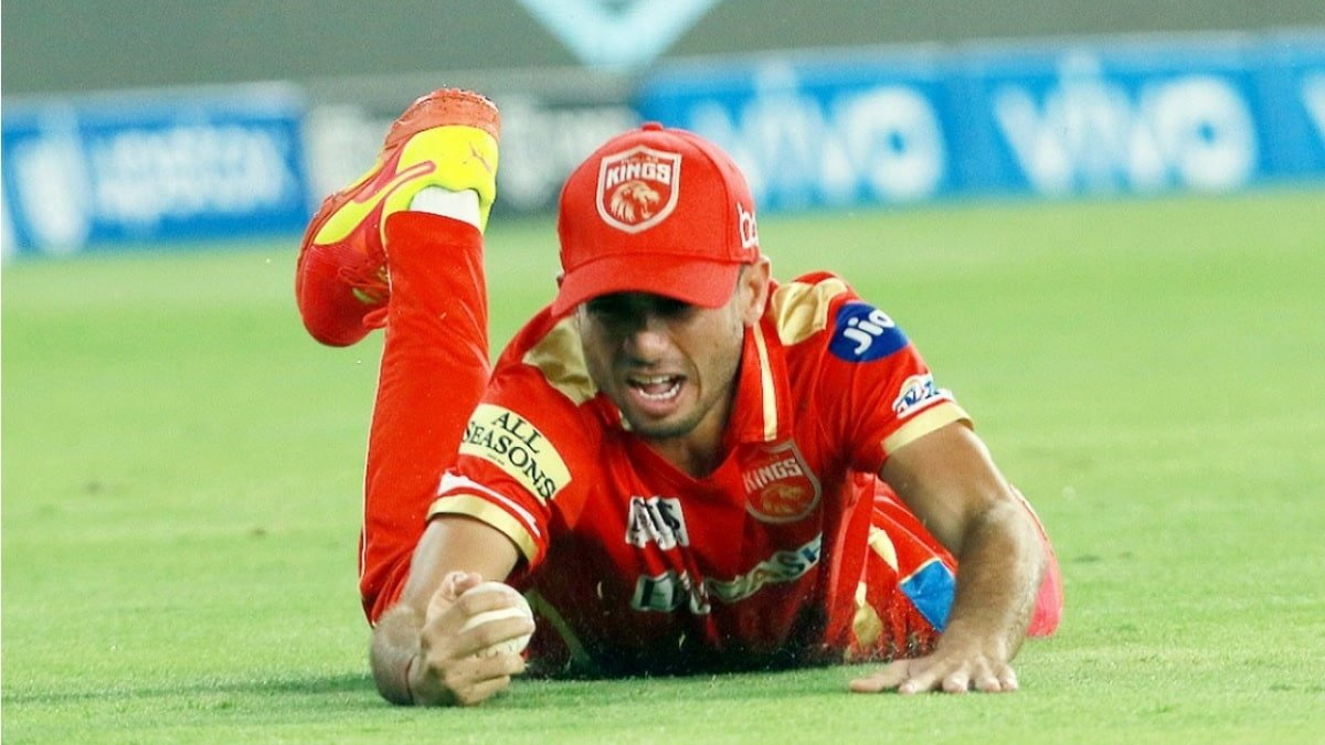 Cricket Image for Top Five Best Catches Of IPL 2021 So Far