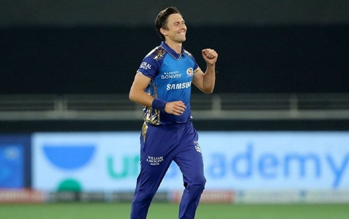 Trent Bolt excited to join Mumbai indians after completing the quarantine period in uae for ipl 2021