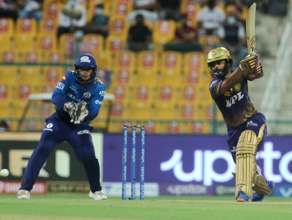 IPL 2021: KKR beat Mumbai Indians by 7 runs
