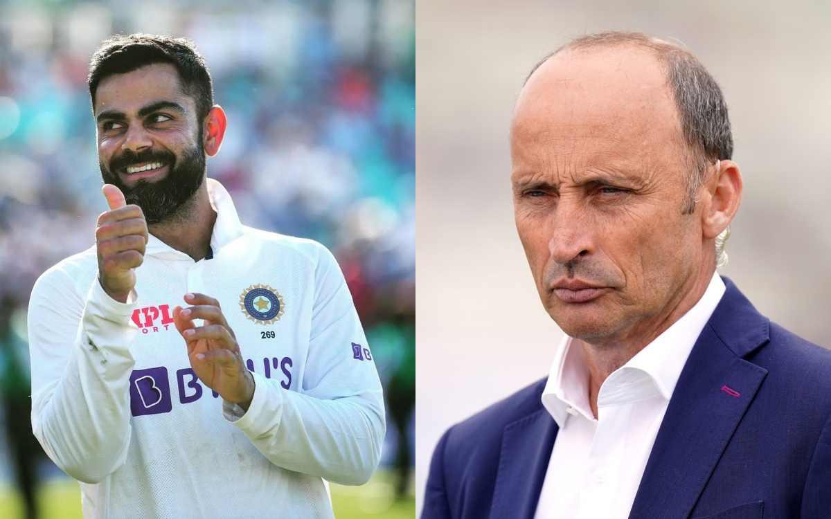Cricket Image for ENG vs IND: नासिर हुसैन की नजरों में कोहली ने पास किया सबसे बड़ा टेस्ट, तारीफ में