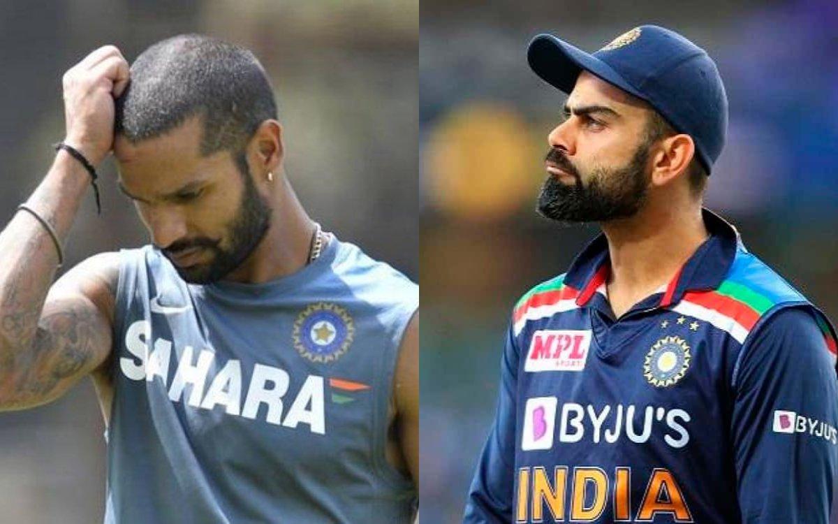 Cricket Image for धवन के लिए लड़ गए विराट कोहली, वनडे टीम से भी कटने जा रहा था पत्ता