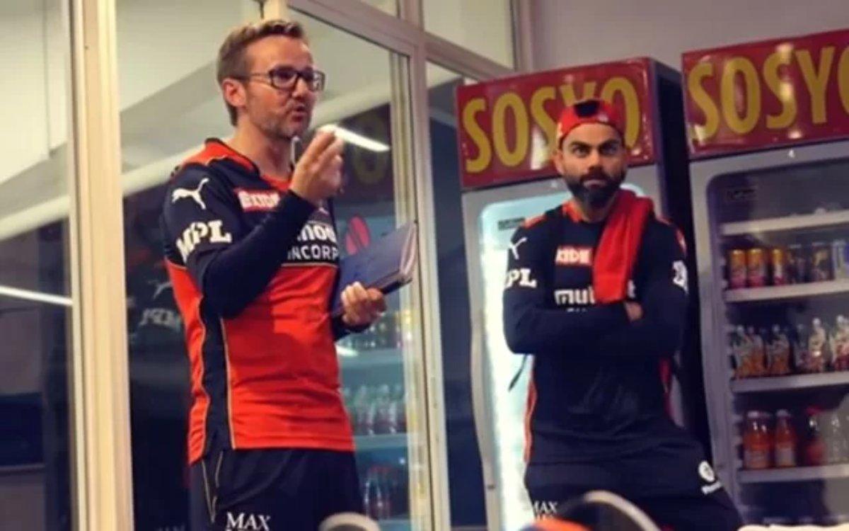 Cricket Image for VIDEO : हार के बाद भड़के विराट कोहली,  ड्रेसिंग रूम में लगाई खिलाड़ियों की क्लास