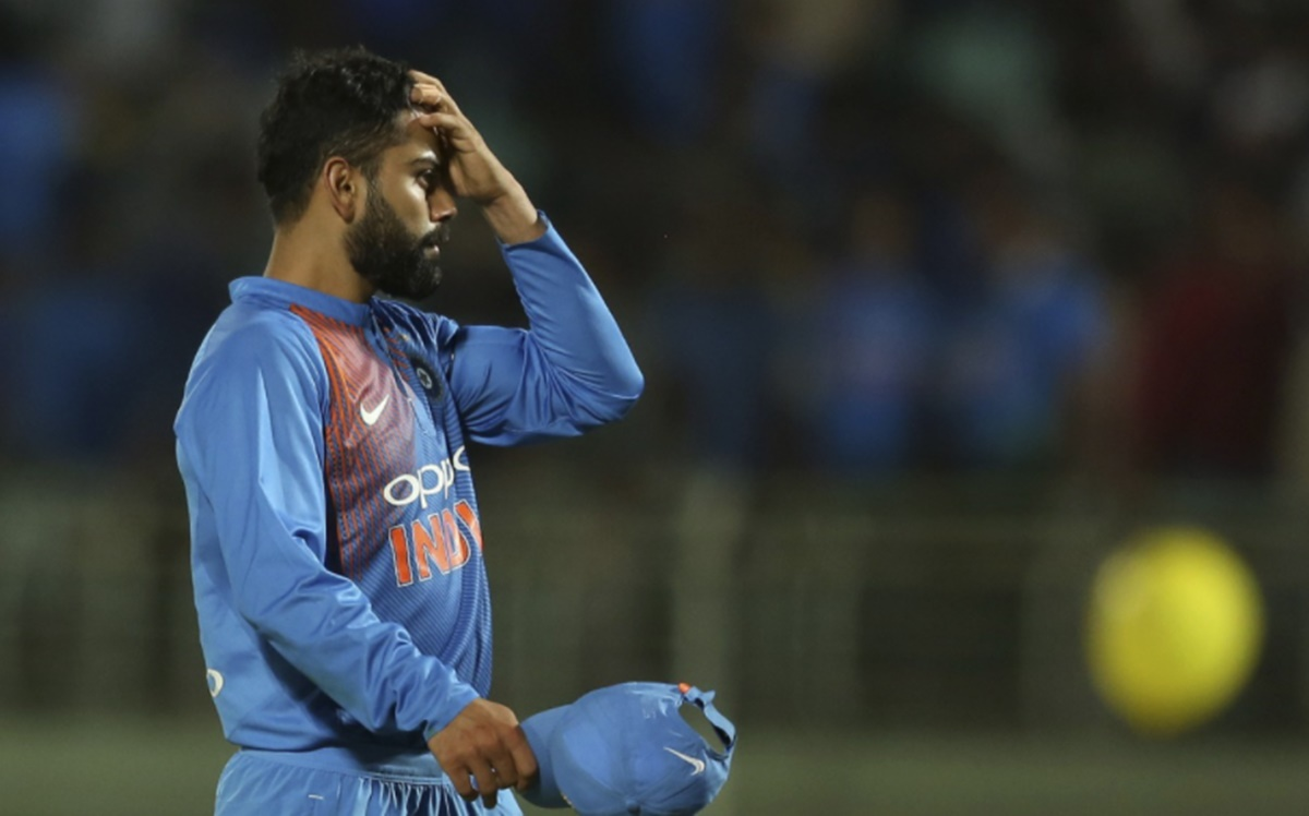 Cricket Image for Virat Kohli To Step Down As The Captain