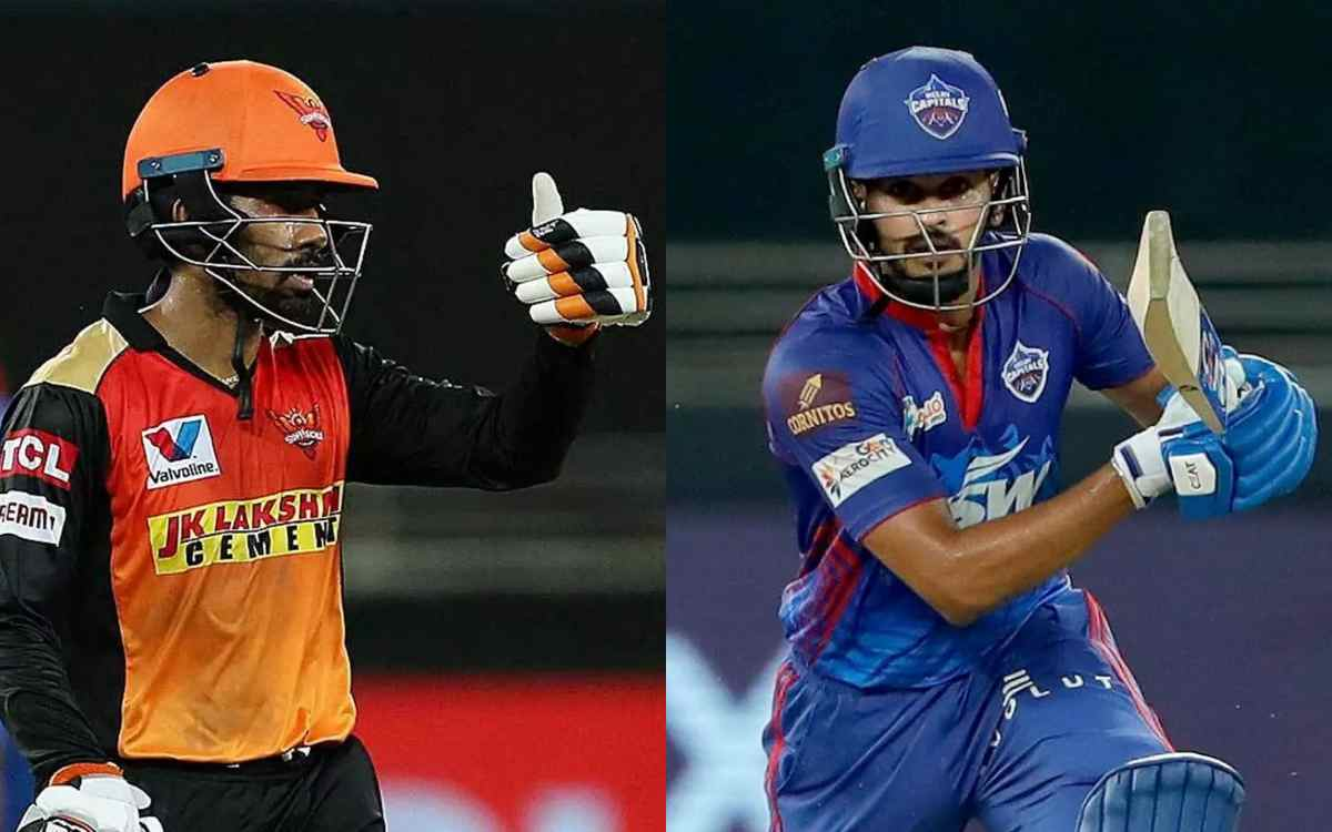 Indian players are shining in IPL t20 league while wriddhiman saha and shreyas iyer have achieved new figures of runs