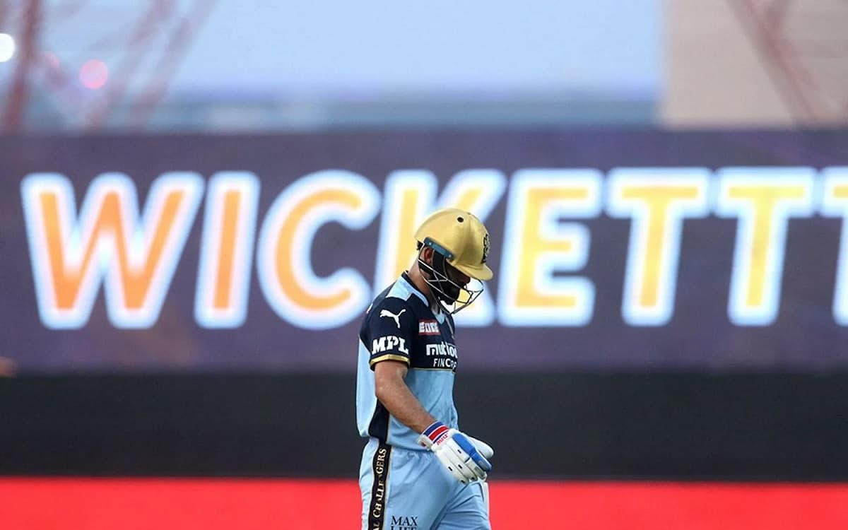 You Can't Afford To Lose Four Or Five Wickets Within 20 Runs: Virat Kohli