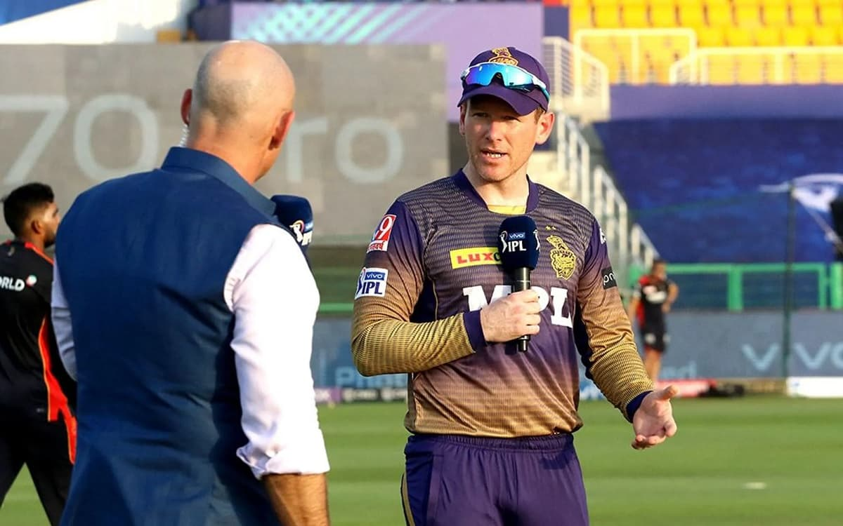 You Have To Go Out There And Show How Good You Are: Eoin Morgan