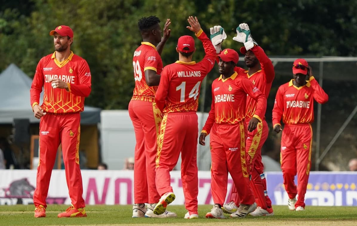 zimbabwe beat scotland by 10 runs in second t20i, equal series 1-1