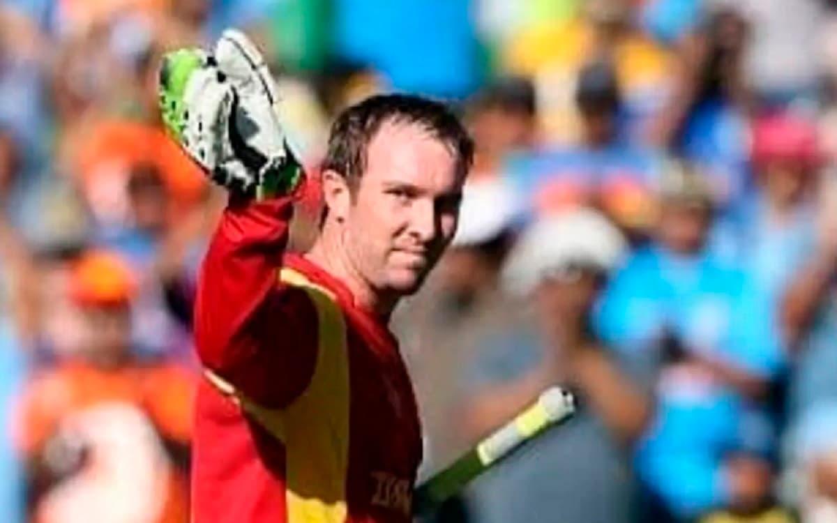 Zimbabwe captain craig Irwin gave emotional statement for brendon taylor