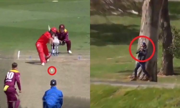 Cricket Image for Australian Cricketer Travis Head Monster Six Watch Video