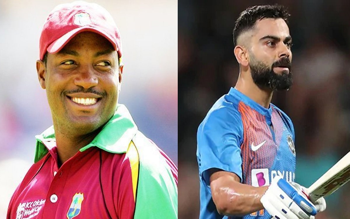Brian lara terms ms dhoni as the biggest cricketing brand of India along side Virat Kohli