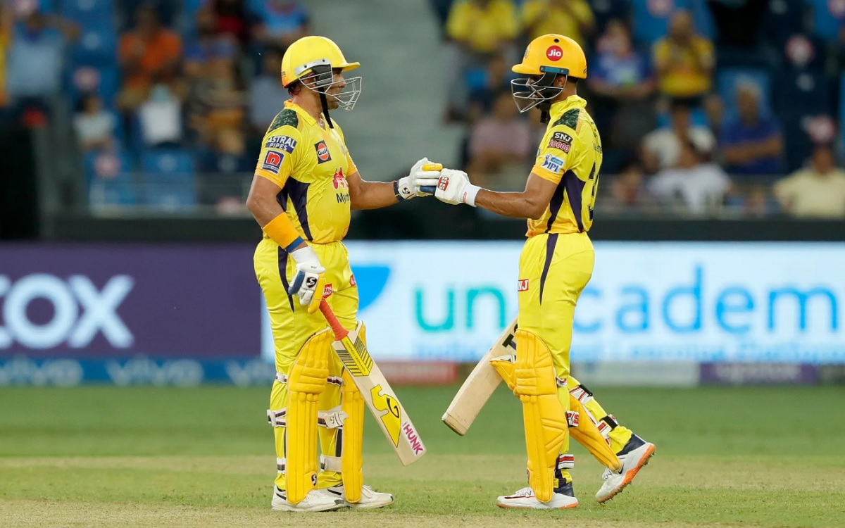 Chennai Super Kings beat Delhi Capitals by 4 wickets to reach ipl 2021 final