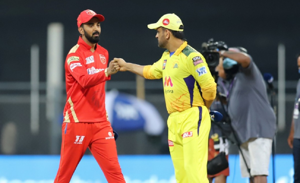 Punjab Kings opt to bowl first against Chennai Super Kings
