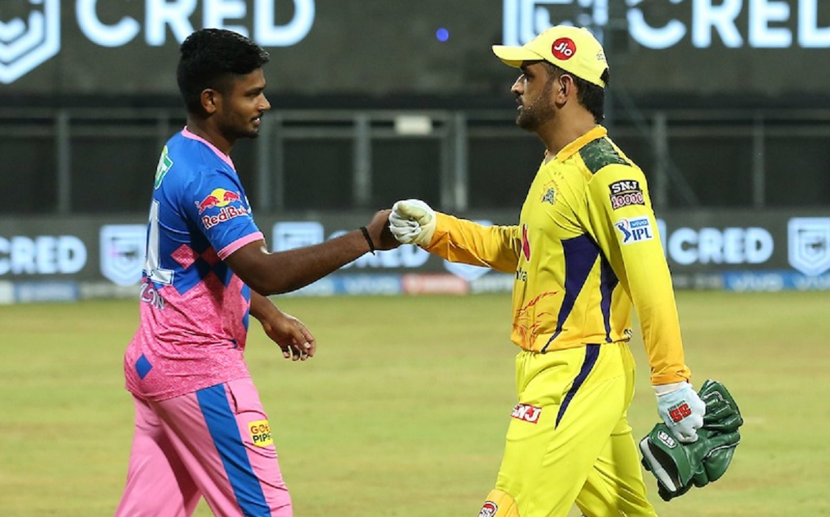 Rajasthan Royals won the toss and opted to bowl first against Chennai Super Kings