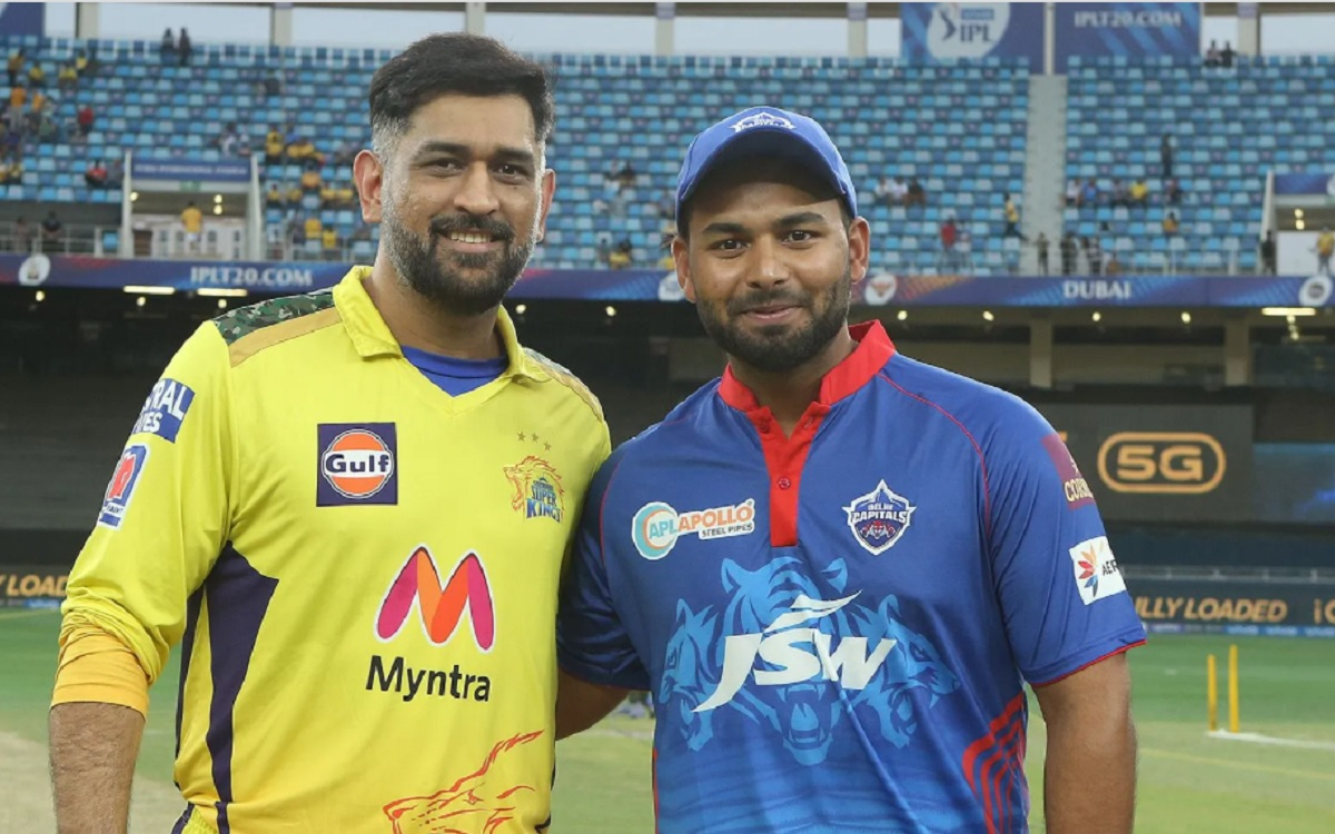 CSK won the toss and opted to field first against Delhi Capitals in Qualifier 1