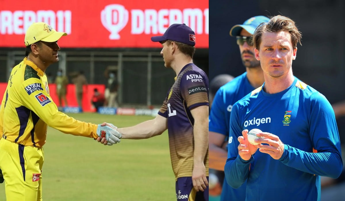 Dale Steyn predicts the winner of IPL 2021 final