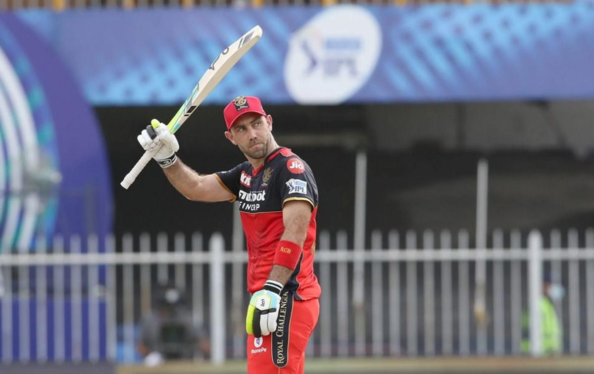 RCB set 165 runs target for Punjab Kings in 48th match of ipl 2021