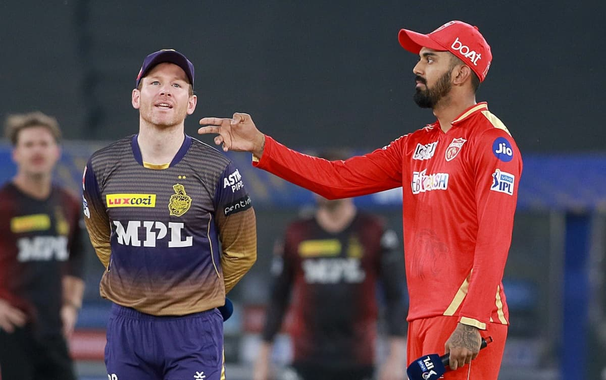 If Punjab Kings beat KKR tonight then Delhi Capitals will automatically qualify into the playoffs of IPL2021