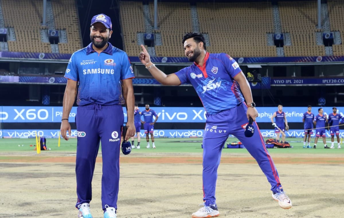 Delhi Capitals have won the toss and have opted to field vs Mumbai Indians