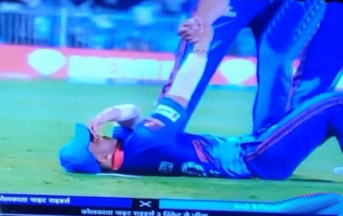 Cricket Image for Ipl 2021 Dc Vs Kkr Prithvi Shaw Devastated After The Loss Against Kkr