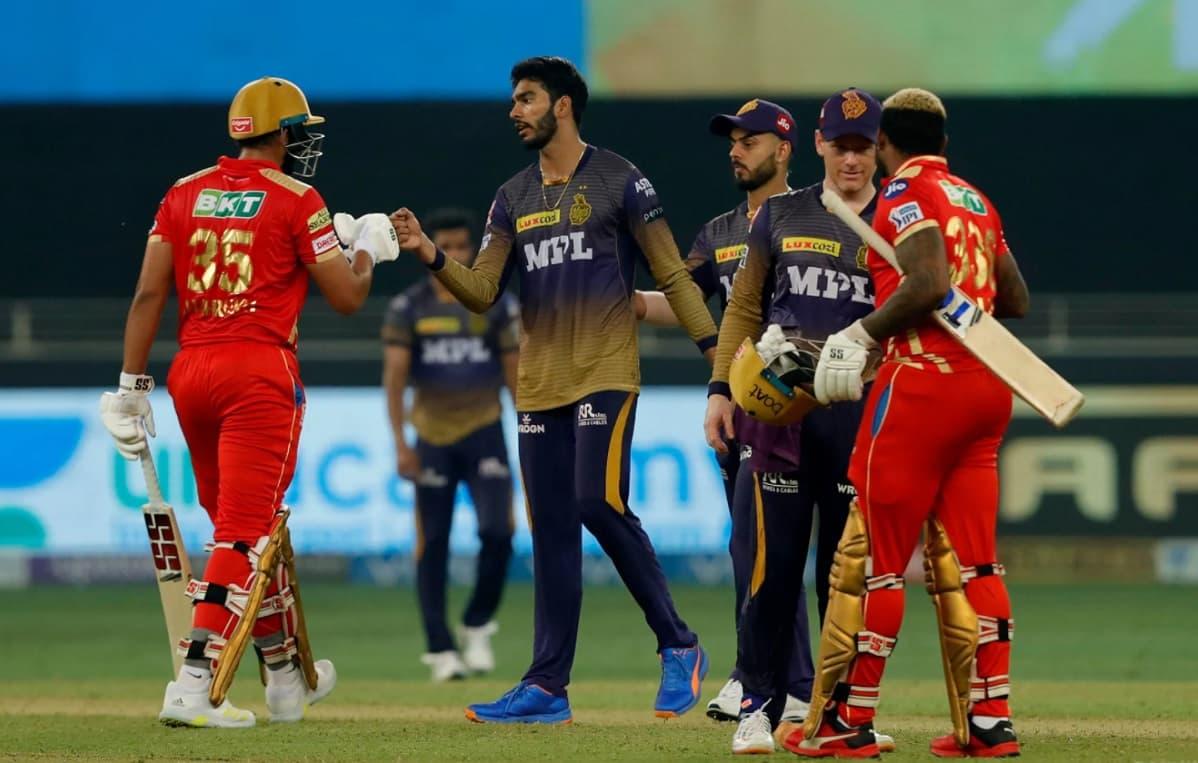 Cricket Image for IPL 2021: ਪੰਜਾਬ ਕਿੰਗਜ਼ ਨੇ ਕੇਕੇਆਰ ਨੂੰ 5 ਵਿਕਟਾਂ ਨਾਲ ਹਰਾਇਆ, ਦਿੱਲੀ ਕੈਪੀਟਲਸ ਪਲੇਆਫ ਵਿੱਚ