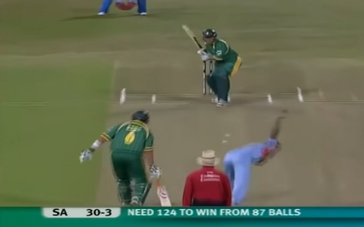 RP Singh 4/13 against South Africa in super 8s of 2007 T20 WC