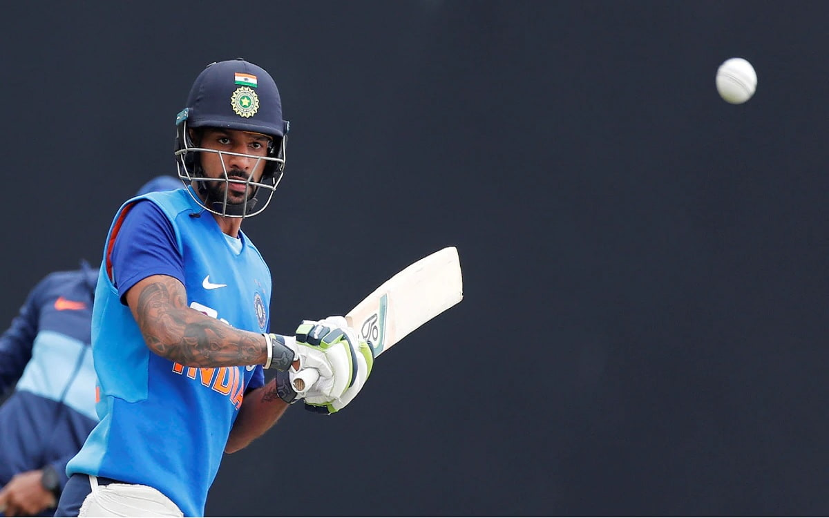 Shikhar Dhawan never travels without this tiny gadget in his kit