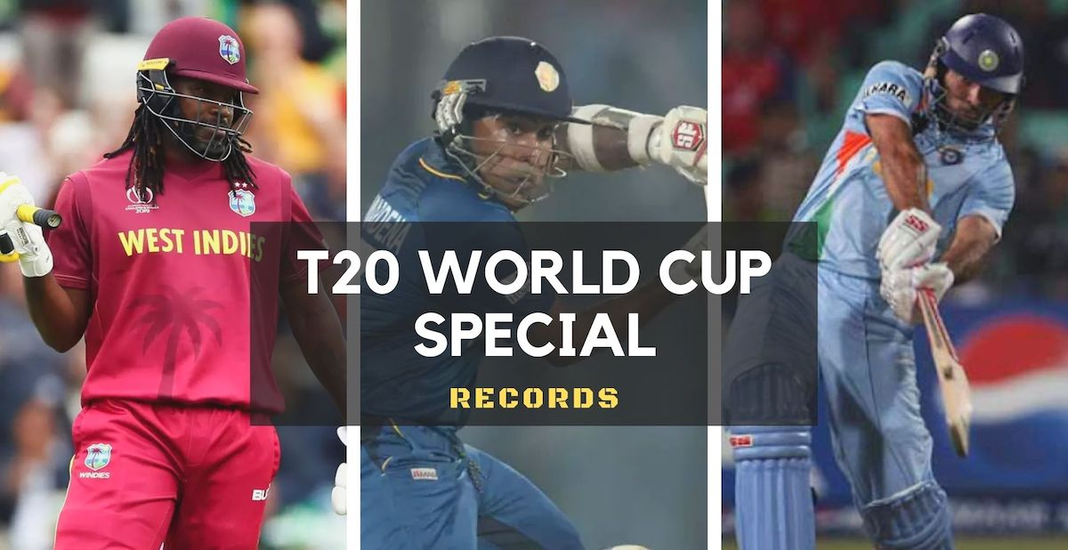 Cricket Image for T20 World Cup Records (2007-2016)