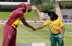 South Africa have won the toss and have opted to field vs West Indies, Check Playing XI