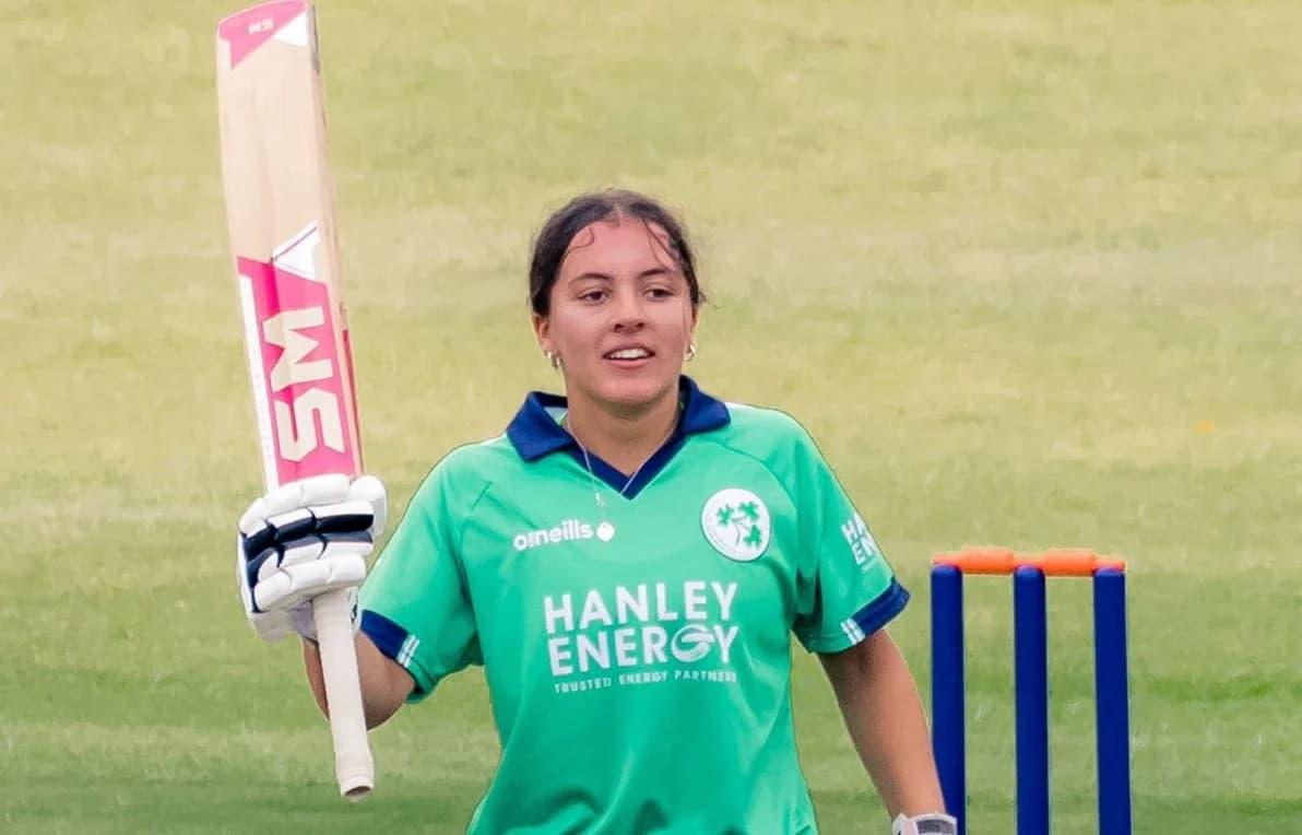 Amy Hunter Breaks Mithali Raj's 22 Year Old Record As Ireland Win By 86 Runs Against Zimbabwe