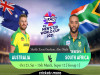 Australia vs South Africa, T20 World Cup 13th Match – Match Prediction, Fantasy XI Tips & Probable X