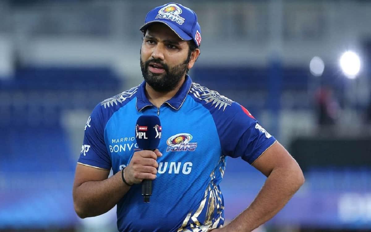 Captain Rohit Sharma explains the reason for Mumbai Indians' poor performance in UAE