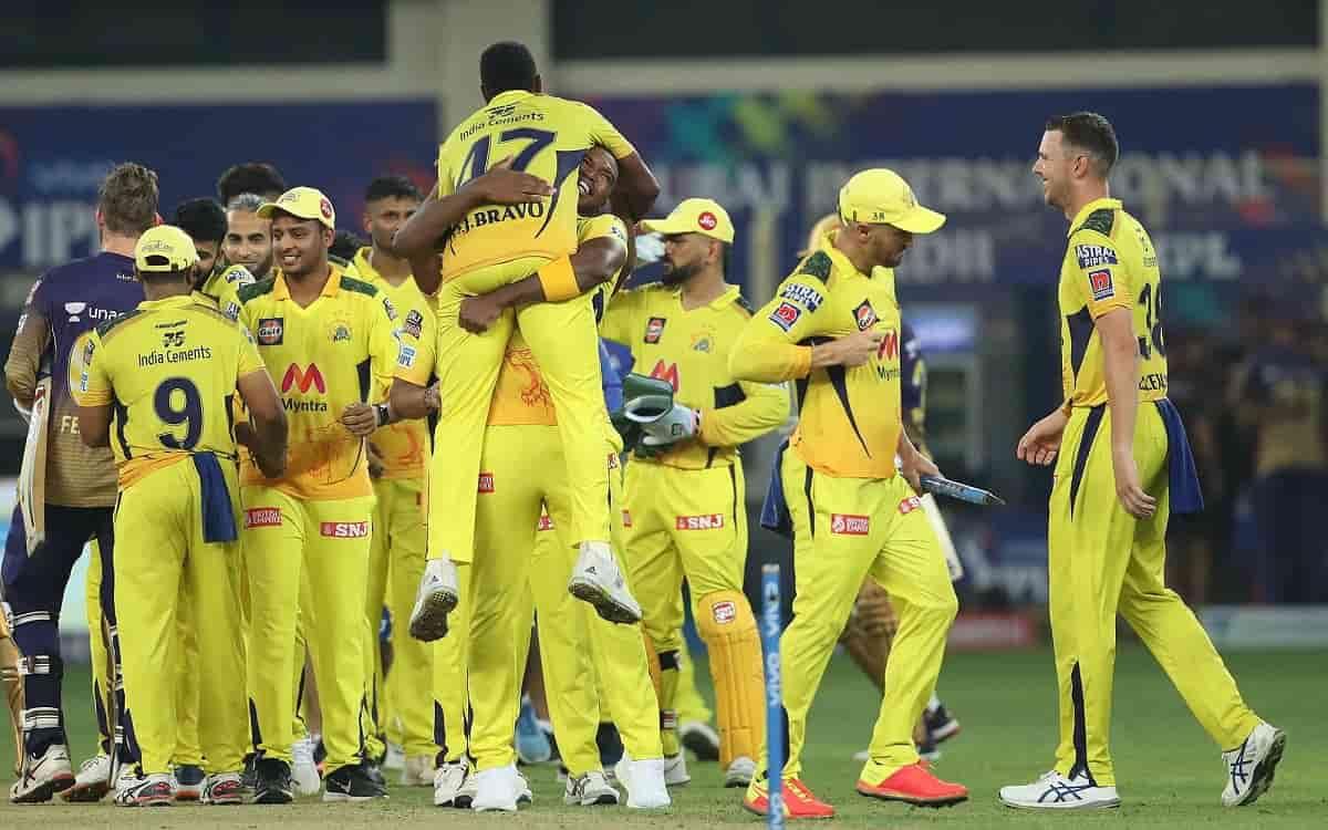 Cricket Image for IPL 2021: ਚੇਨਈ ਸੁਪਰ ਕਿੰਗਜ਼ ਨੇ ਕੇਕੇਆਰ ਨੂੰ ਹਰਾ ਕੇ ਚੌਥੀ ਵਾਰ ਜਿੱਤਿਆ ਖਿਤਾਬ